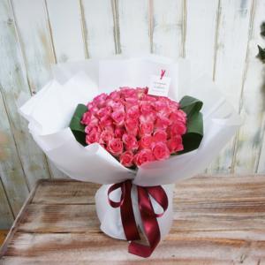 분홍꽃다발 6호 상품이미지