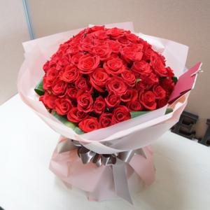 장미꽃다발(100송이) 3호 상품이미지