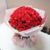 장미꽃다발(100송이) 3호
